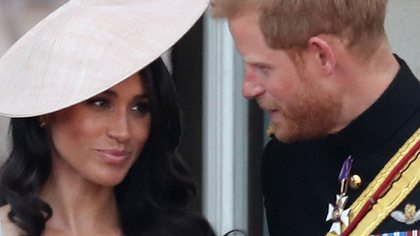 Herzogin Meghan Prinz Harry - Foto: Getty Images