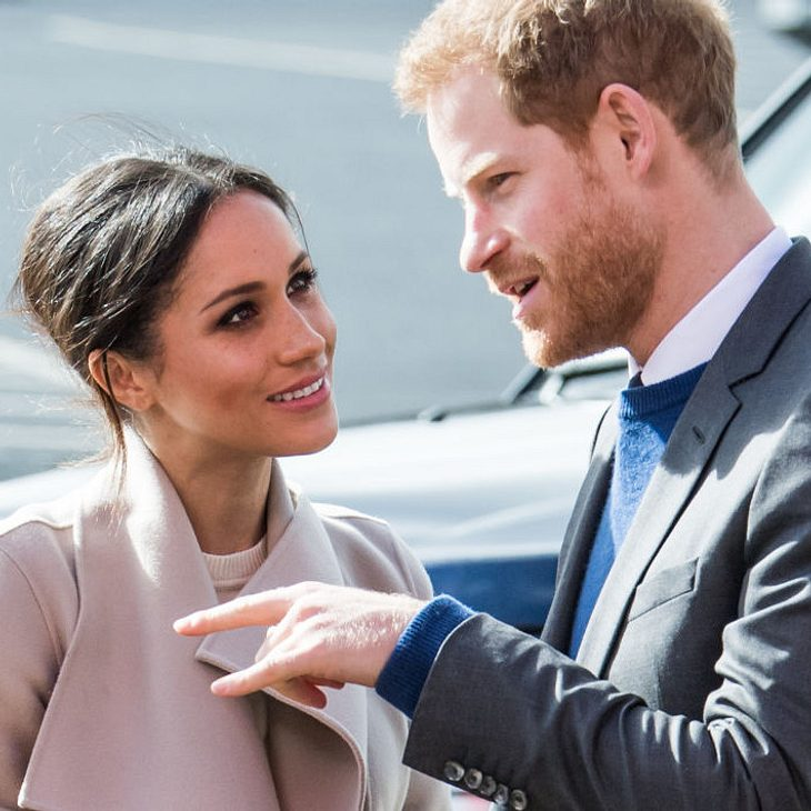 Prinz Harry & Meghan Markle: Schockierende Enthüllung Vor Der