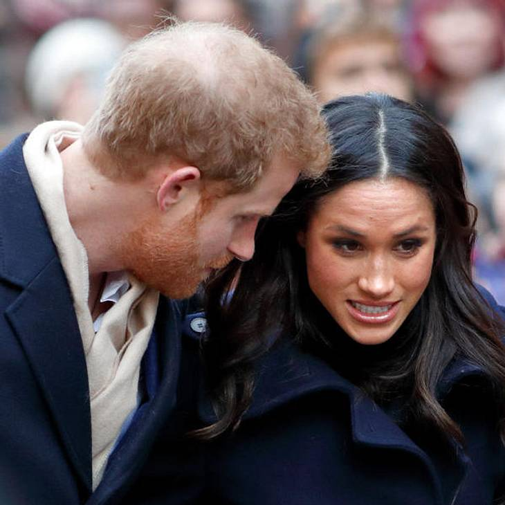 Meghan Markle soll vor der Hochzeit mit Prinz Harry immer nervöser werden
