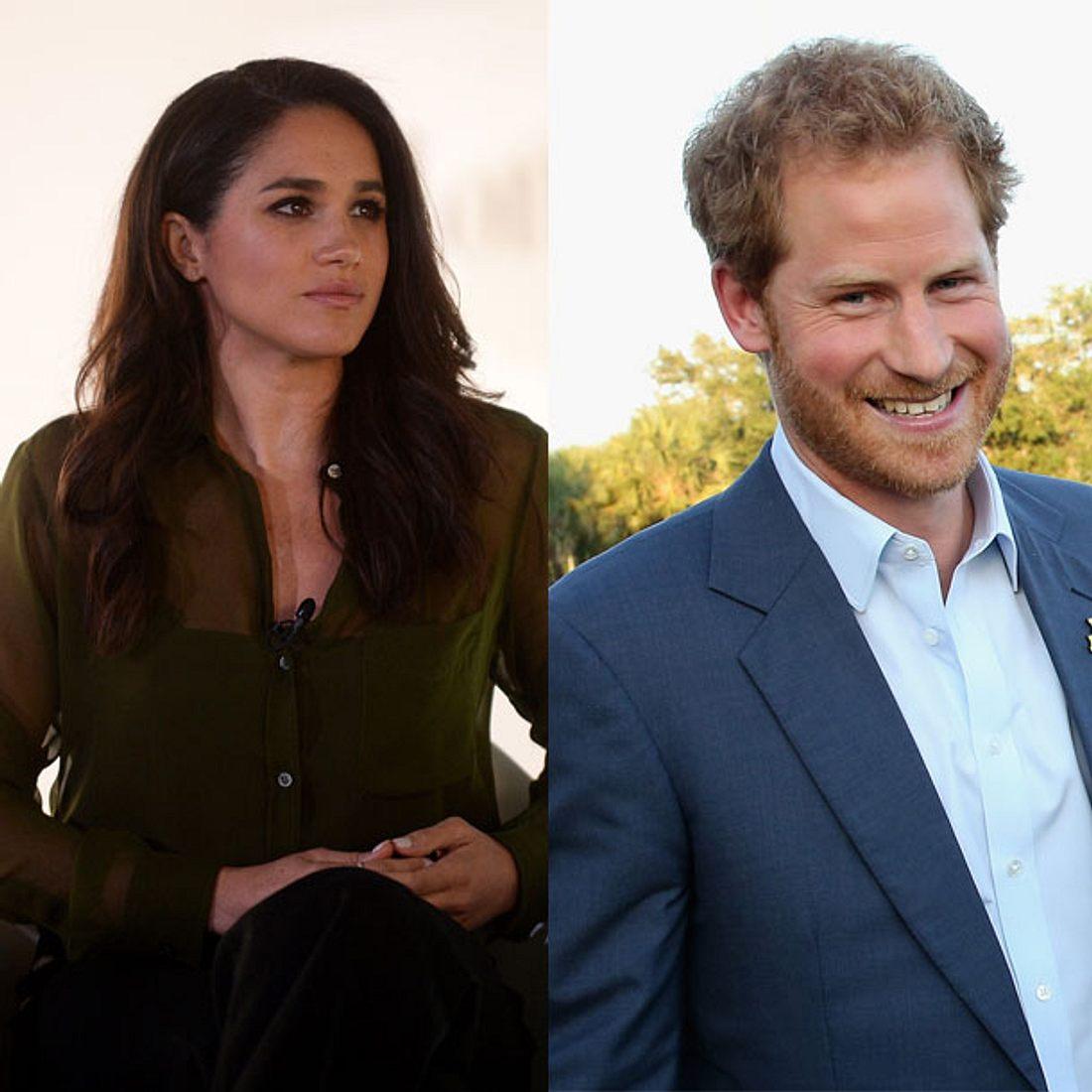 Meghan Markle hat die Qual der Wahl: Hochzeit mit Prinz Harry oder Karriere!