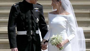 So habt ihr die Hochzeit von Prinz Harry und Meghan Markle noch nicht gesehen - Foto: GettyImages