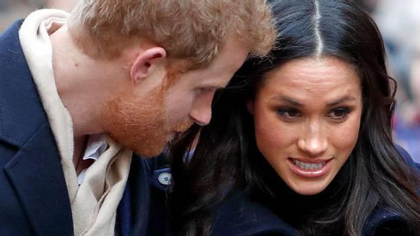 Folgt in fünf Jahren etwa schon die Scheidung von Prinz Harry und seiner Meghan? - Foto: GettyImages