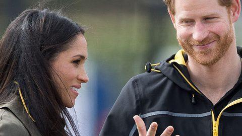 Das ist ihr süßer Spitzname für Prinz Harry