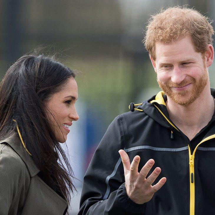 Meghan Markle hat einen Spitznamen für Prinz Harry