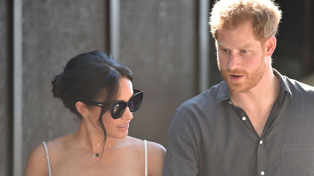 Herzogin Meghan: Skandal um ihr Baby! Die königliche Familie fällt ihr in den Rücken!