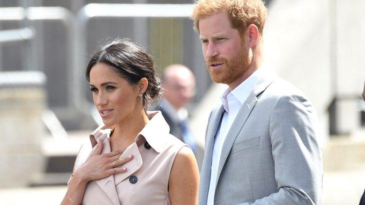 Prinz Harry: Große Sorge um Herzogin Meghan