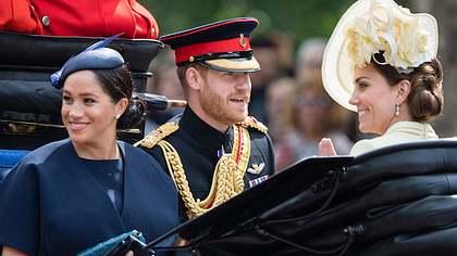 Herzogin Meghan: Erster Auftritt nach der Babypause! - Foto: Getty Images
