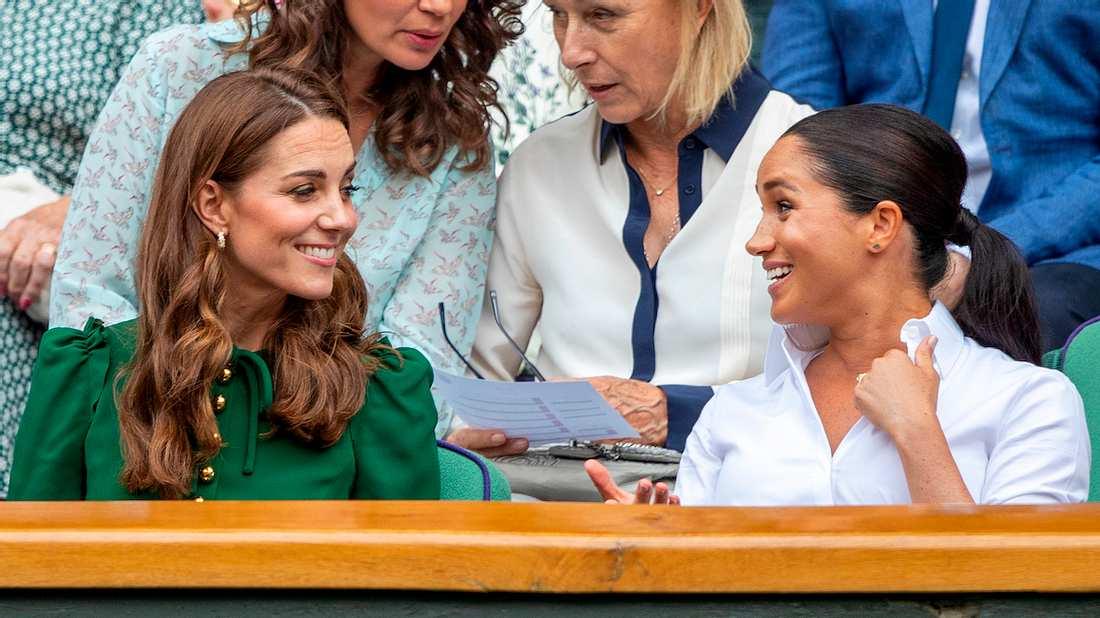 Herzogin Meghan & Kate: Insider-News begeistern die Fans!
