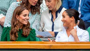 Herzogin Meghan & Kate: Insider-News begeistern die Fans!  - Foto: Getty Images