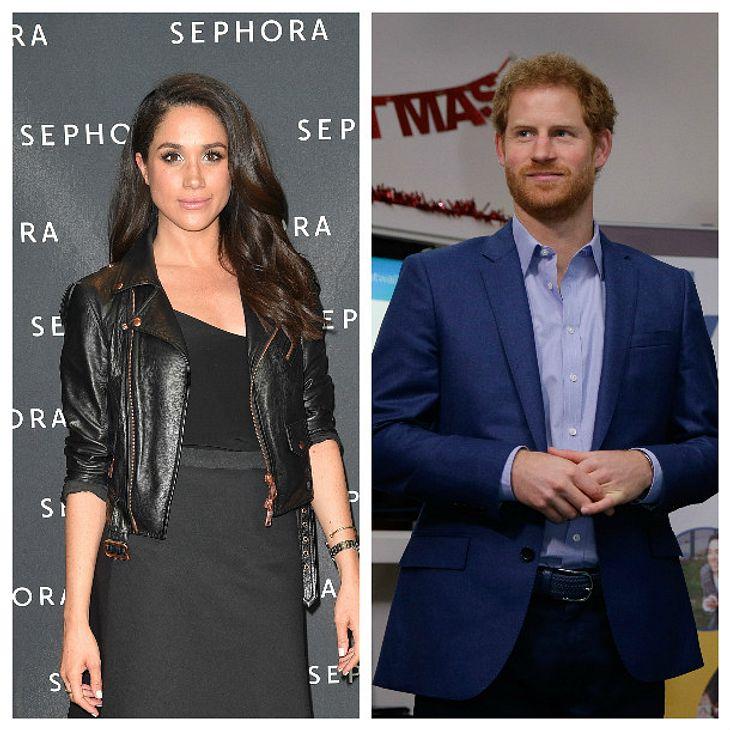 Meghan Markle und Prinz Harry sind seit circa einem halben Jahr ein Paar