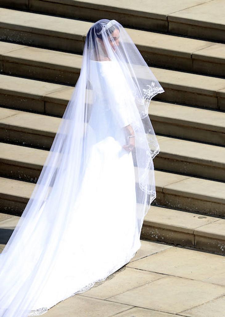 Herzogin Meghan: So günstig kann ihr Brautkleid gekauft werden!
