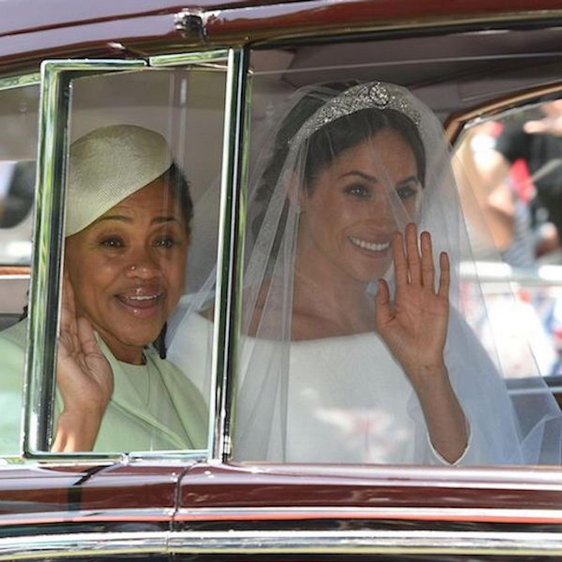 Wunderschön: So umwerfend ist das Brautkleid von Meghan Markle