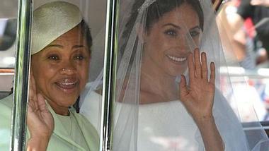 Wunderschön: So umwerfend ist das Brautkleid von Meghan Markle - Foto: Getty Images