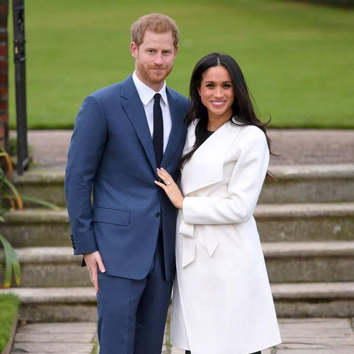 Prinz Harry und Meghan Markle: Das Hochzeitsdatum steht fest!