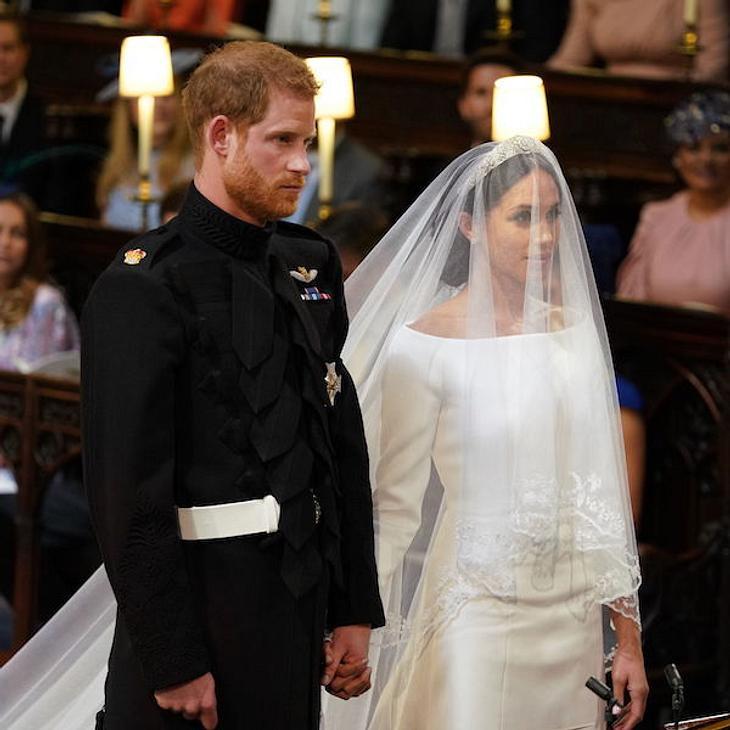 Romantisch: Prinz Herry pflückt Blumen für Meghans Brautstrauß