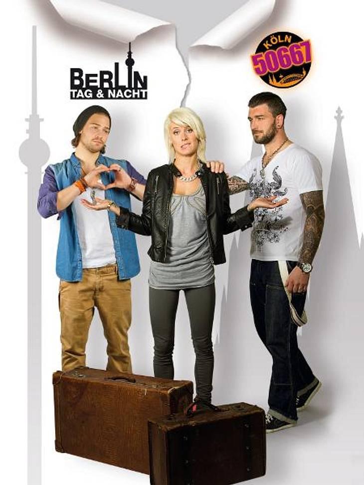 """Berlin - Tag & Nacht"" vs. ""Köln 50667"": Meike hat die Qual der Wahl"