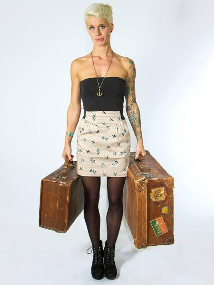 """""""Köln 50667"""" vs. """"Berlin - Tag & Nacht"""": Meikes EntscheidungDie Koffer sind gepackt, aber wo soll es hingehen? Eigentlich hatte sie sich schon für einen Neuanfang in Köln entscheiden. Ein Treffen mit ihrem Ex Marcel"""