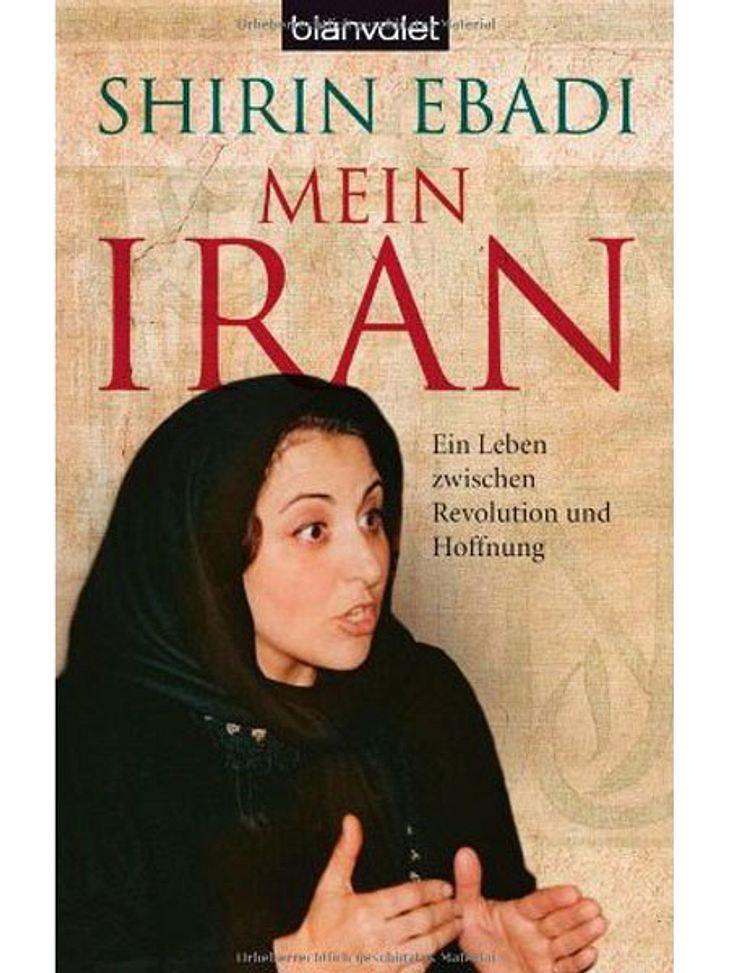 """""""Mein Iran: Ein Leben zwischen Revolution und Hoffnung"""" von Shirin EbadiDas meint Romina von der WUNDERWEIB.de-Redaktion:""""Mein Iran"""" von der iranischen Rechtsanwältin Shirin Ebadi ist mehr als eine Autobiografie. In ihre"""