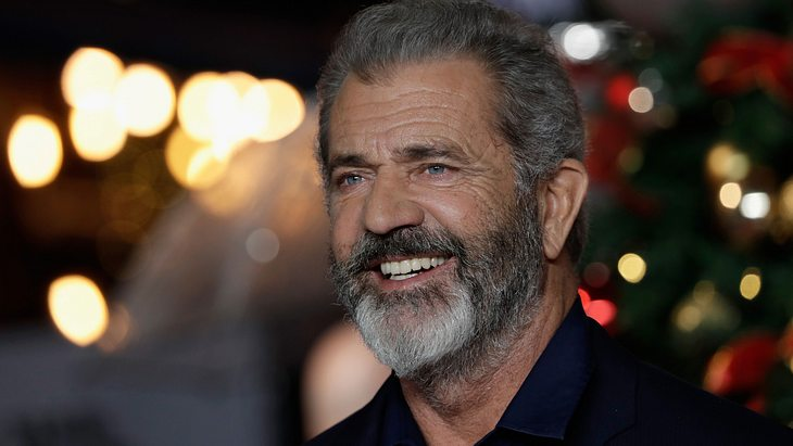 Mel Gibson hat14 Kilo in 8 Wochen abgenommen