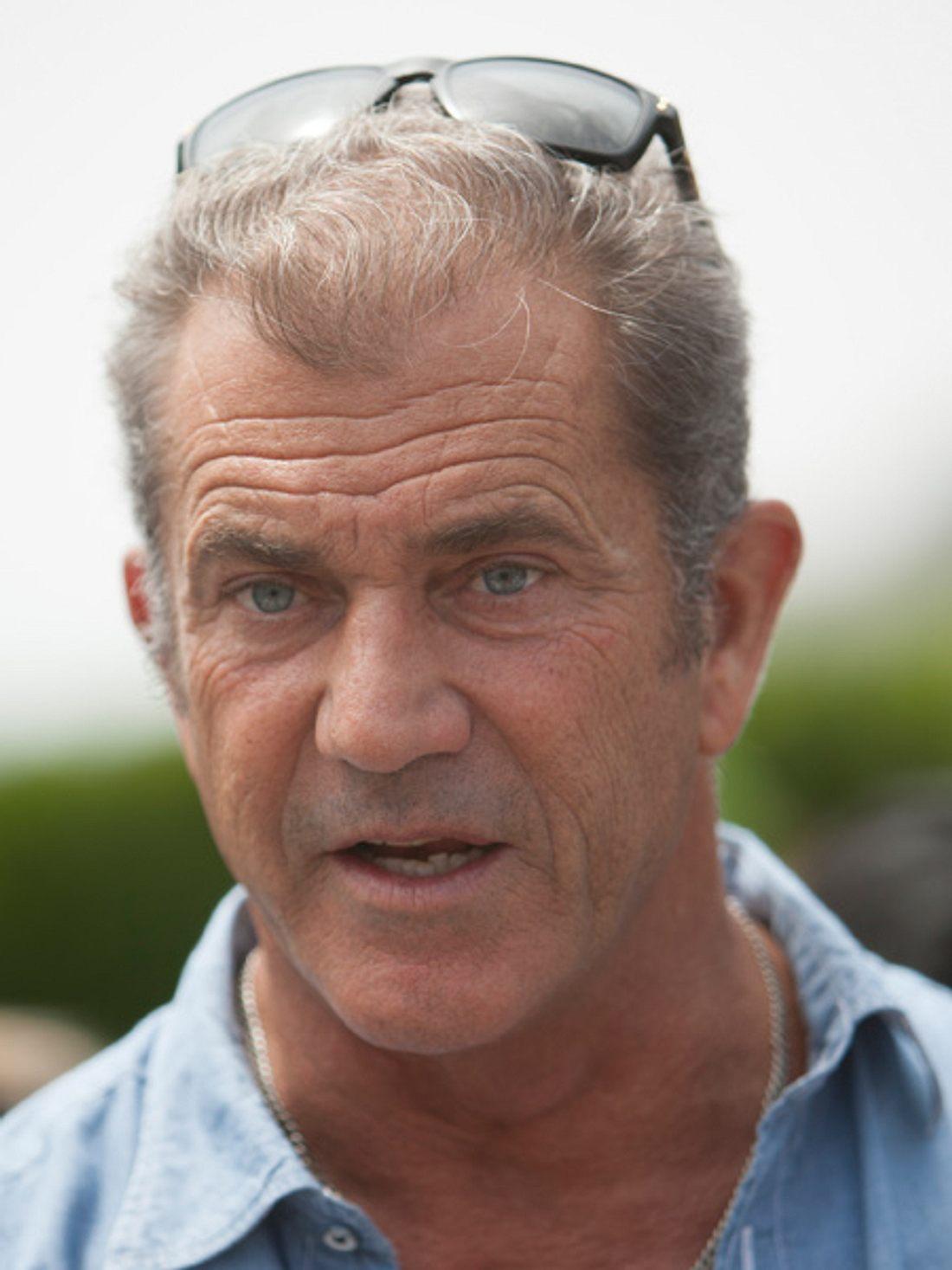 Mel Gibson rastet bei einer Polizeikontrolle in Malibu aus - mal wieder