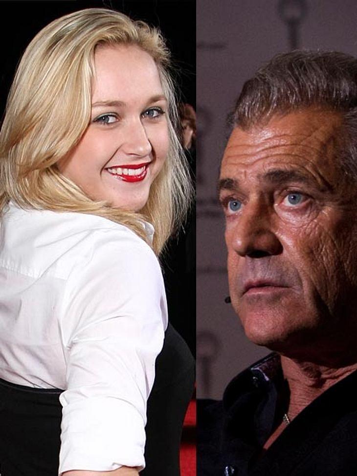Mel Gibson trauert um Filmtochter Skye McCole Bartusiak!