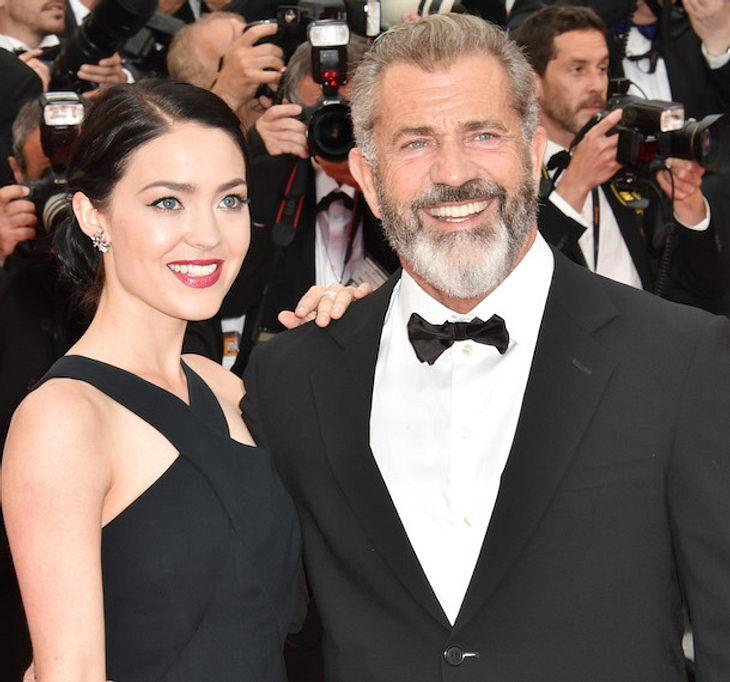 Baby Nr. 9 ist unterwegs! Mel Gibson wird wieder Vater
