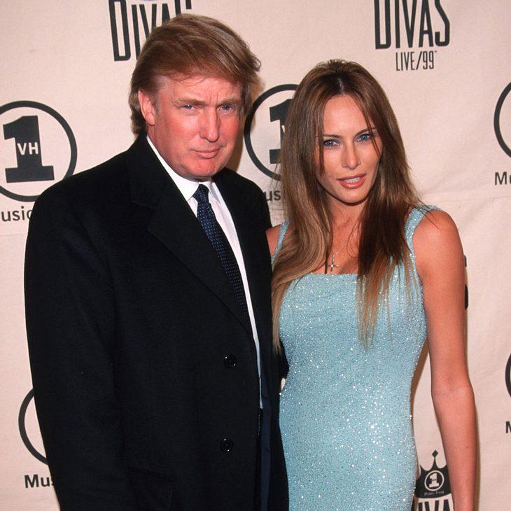 Melania Trump sorgt mit