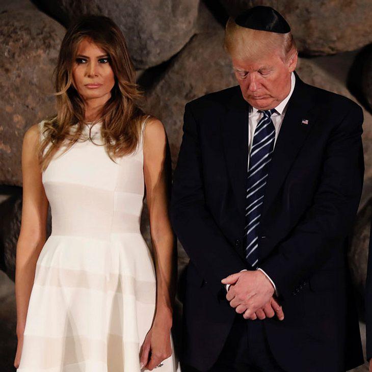 Donald Trump: Hat seine Frau Melania Trump längst einen anderen Mann?