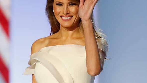 Melania Trump provoziert als Model auf der  Vanity Fair Mexiko!