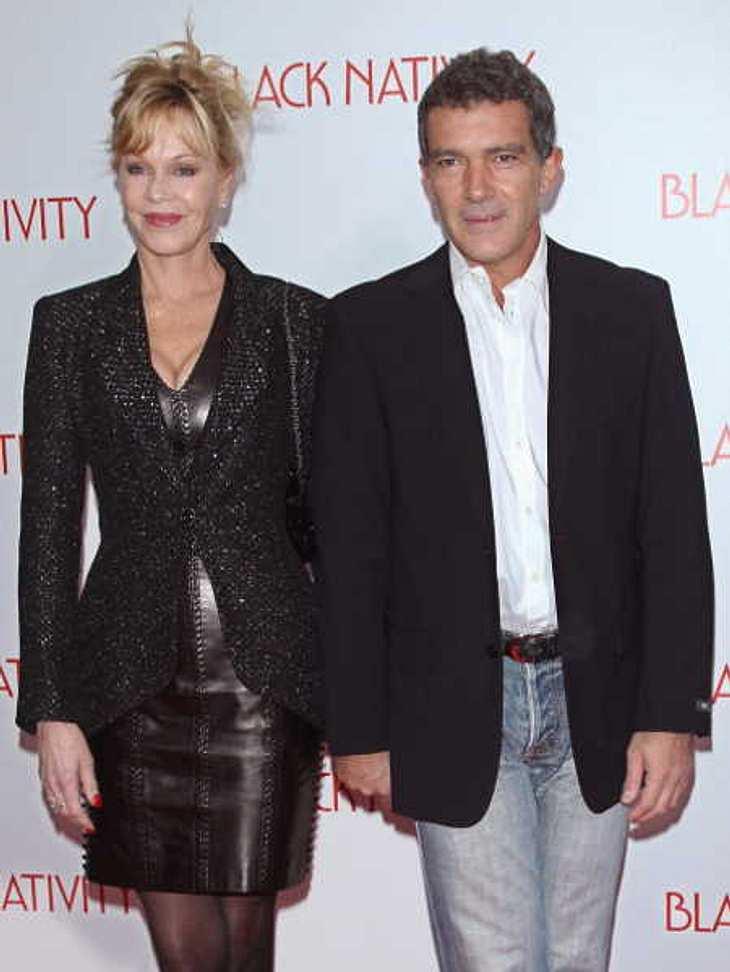 Melanie Griffith & Antonio Banderas: Scheidung