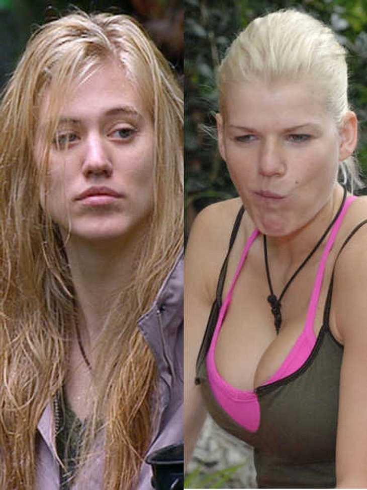 Wer holt die Dschungelcamp-Krone? Larissa oder Melanie?