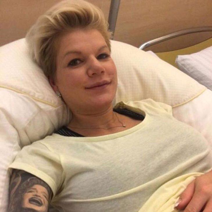 Melanie Müller: Das Baby ist da!