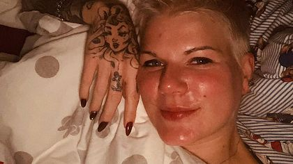Schock! Melanie Müller wurde ins Krankenhaus eingeliefert - Foto: Facebook/ Melanie Müller