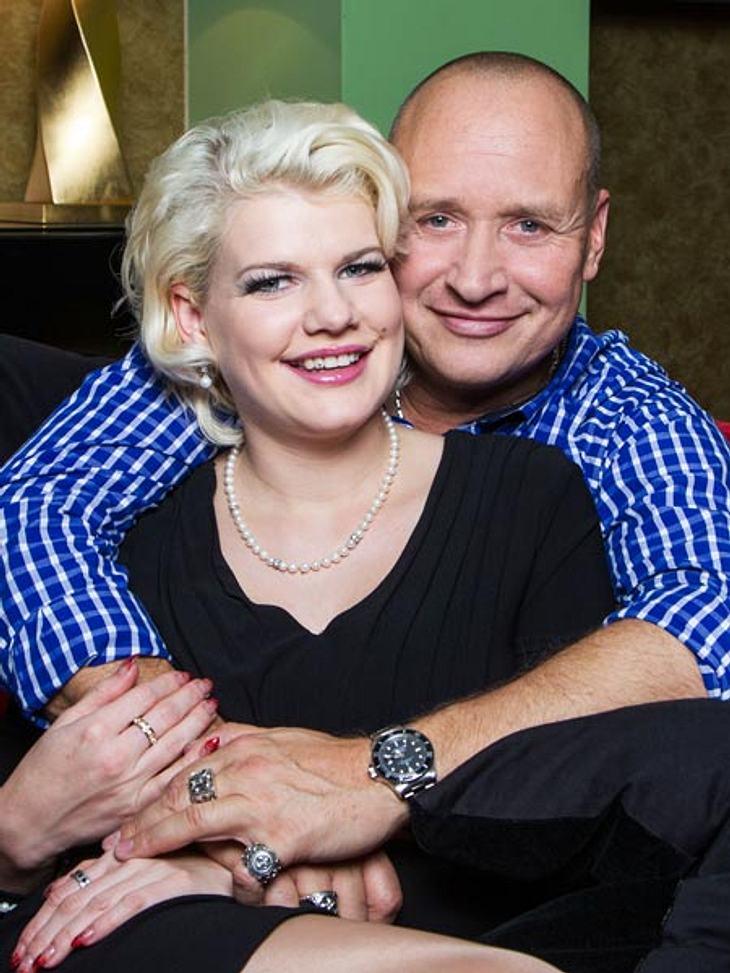 Melanie Müller und Mike Blümel haben geheiratet