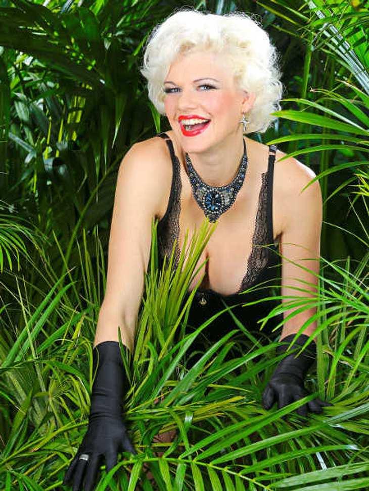 Melanie war ihr Äußeres im Dschungel nicht so wichtig
