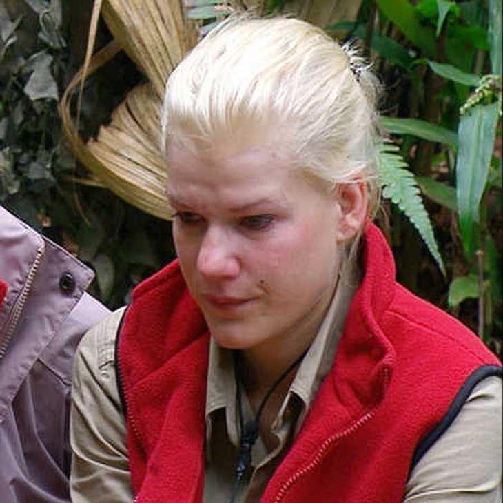 Melanie Müller weinte im Camp