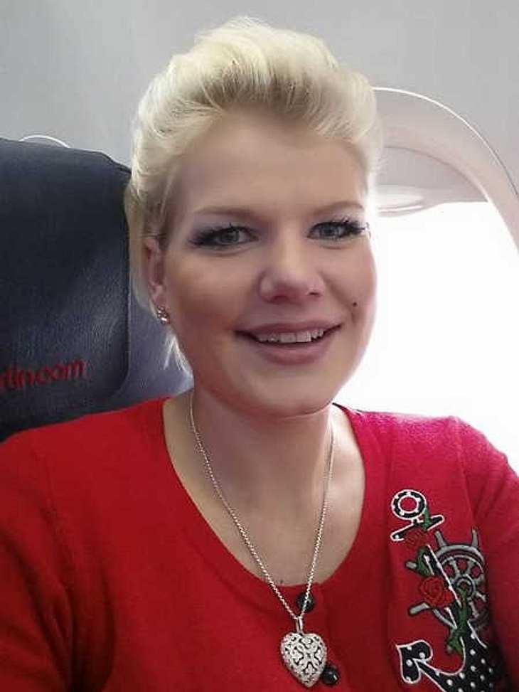 Melanie Müller hofft auf den Sommerhit 2015