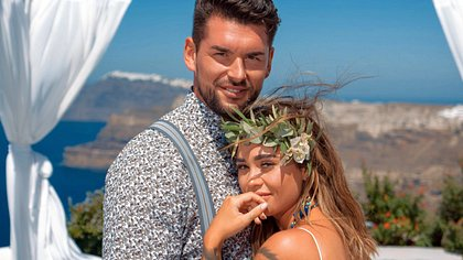 Melissa Damilia und Ioannis Amanatidis  - Foto: TVNOW