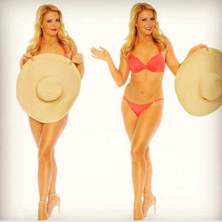 Knackige Bikinifigur
