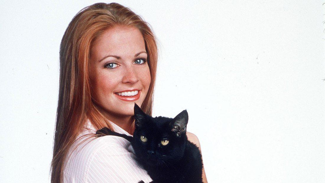 Melissa Joan Hart als Hexe Sabrina