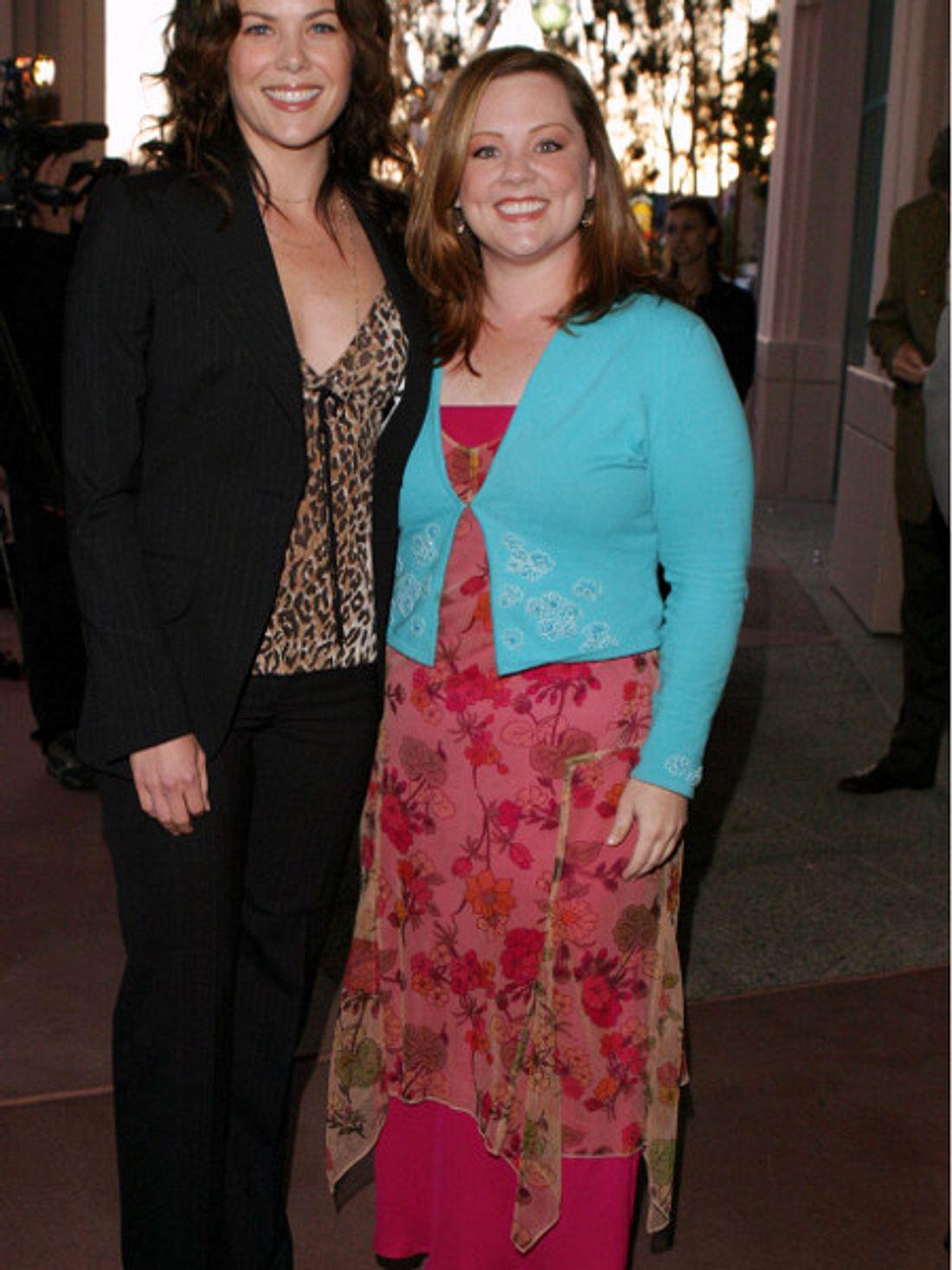 Melissa McCarthy: 2003 deutlich schlanker