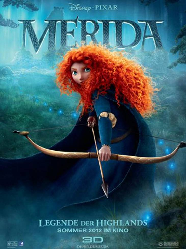 "Unser Kino-Tipp: ""Merida - Legende der Highlands"""