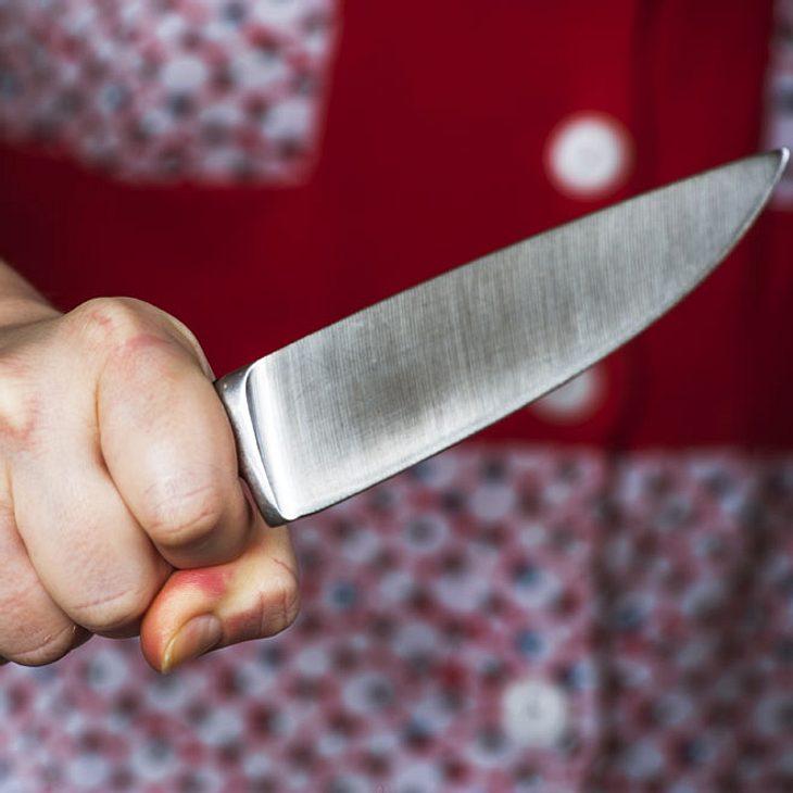 Mutter ersticht Baby mit Brotmesser