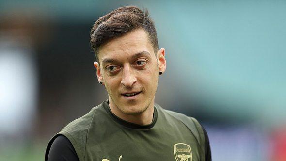 Mesut Özil - Foto: Getty Images