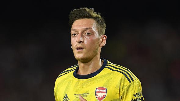 Mesut Özil - Foto: GettyImages