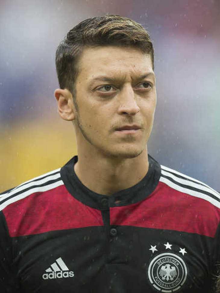 Familienkrieg bei Mesut Özil