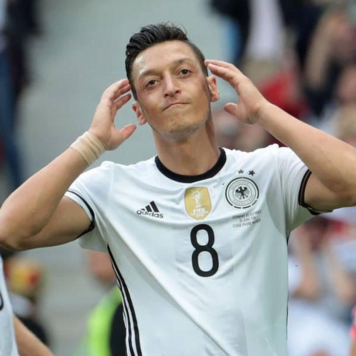 Mesut Özil: Verletzungs-Schock kurz vor der WM!