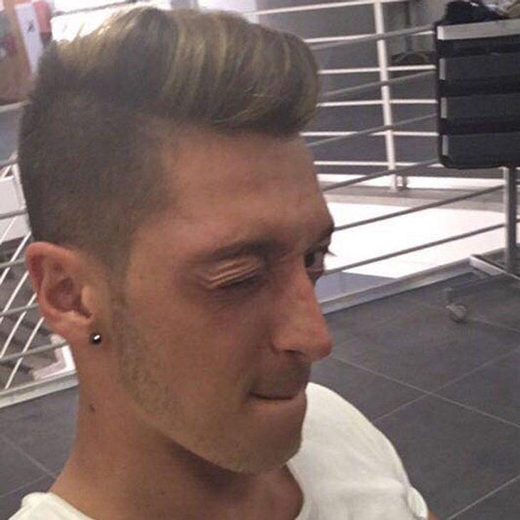 Mesut Özil hat einen neuen Look