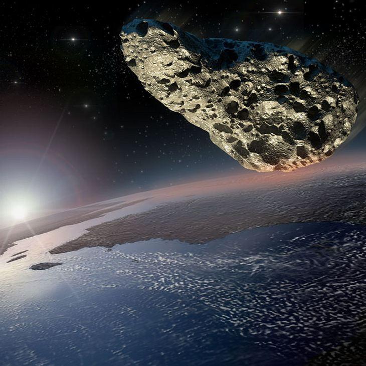 Forscher bestätigen: Meteoriten-Einschlag in Ulm!