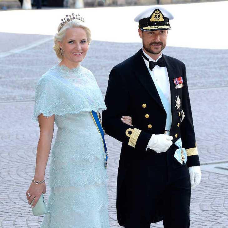 Mette-Marit und Prinz Haakon von Norwegen: Krönung im Sommer?